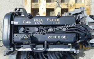 Ford Fusion, Fusion 2 двигатель 1.4л